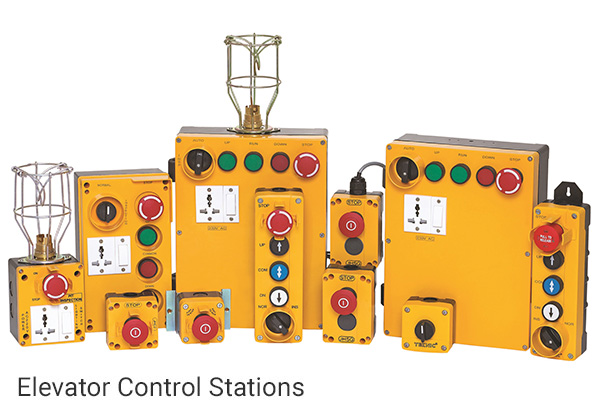 Elevator Control Stations