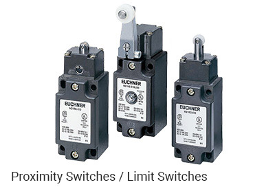 Proximity Switches / Limit Switches